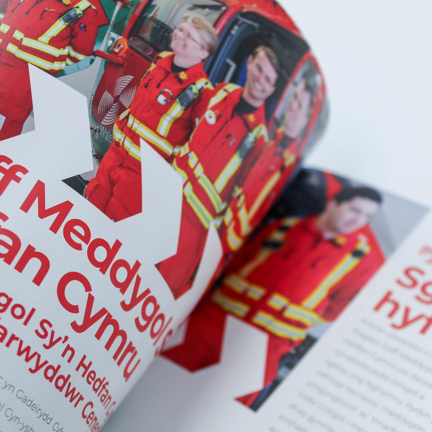 Wales Air Ambulance Annual Review