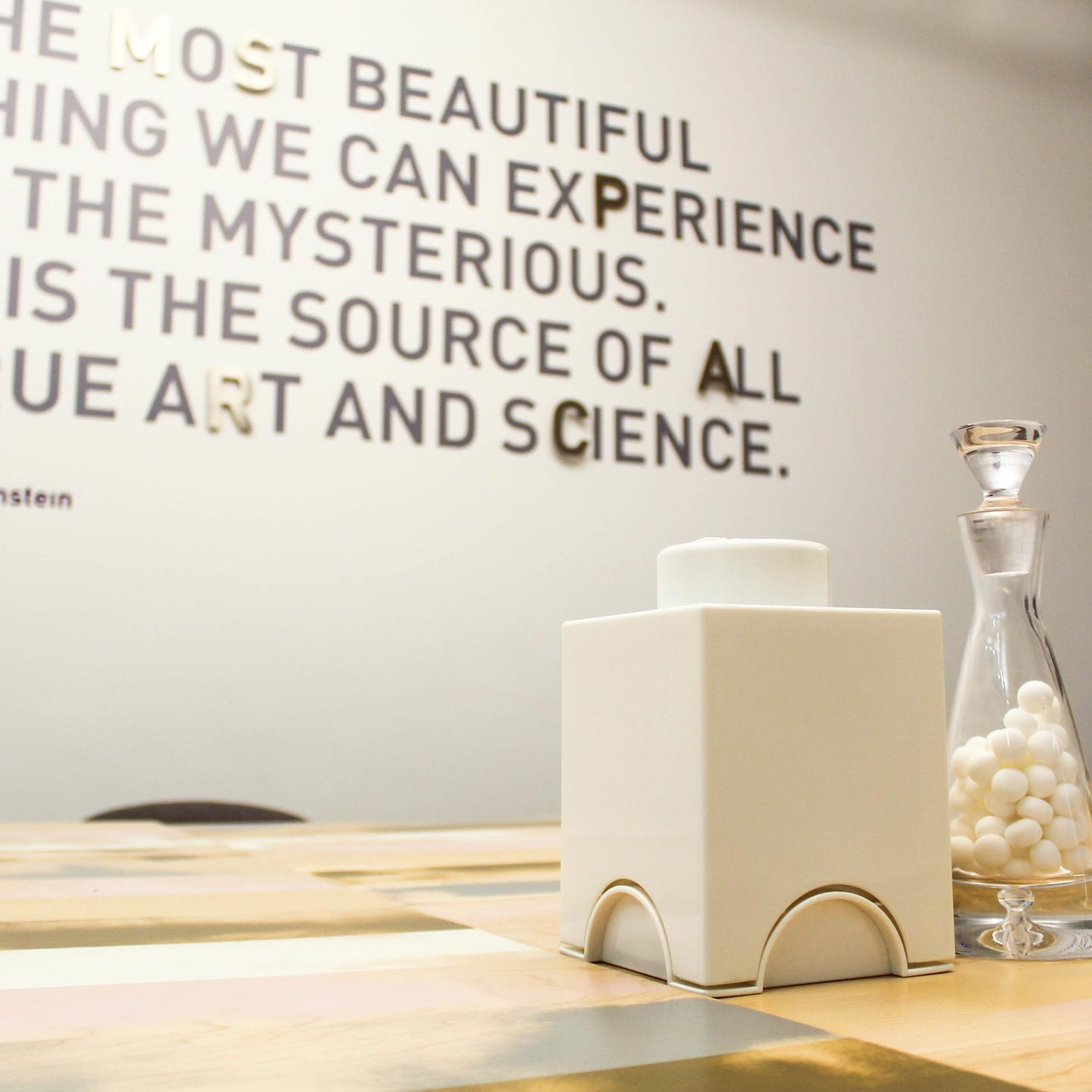 M Spark Meeting Room - Quote